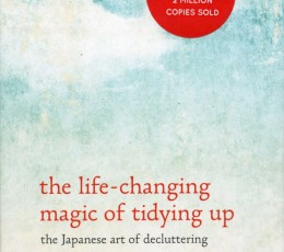 『The Life-Changing Magic of Tidying Up』