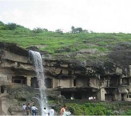 出典:マハラシュトラ州公式サイト(Ajanta & Ellora Caves)